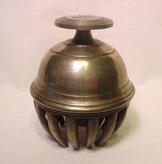 Vintage Metal Elephant Claw No 6 Bell Large Size Nice | eBay