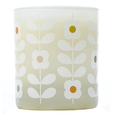 Basil & Mint Scented Candle