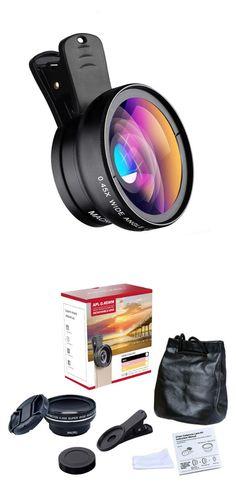 phone Lens kit 1 - Love Me Some Gadgets Phone Lens, Camera Lens, Wide Angle, 6s Plus, Digital Camera, Kit, Iphone, Digital Camo, Digital Cameras