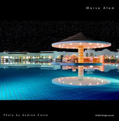 Marsa Alam nocturne by Andrea Costa Photography, via Flickr