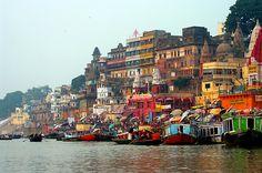 Varanassi: Ganges Ghats