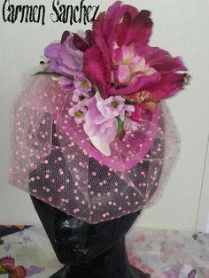 #tocados#invitadas chic#bodas#buganvilla#flores carmen sanchez