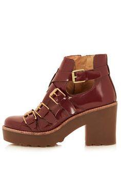 ARGO Heavy Sole Boots - Boots  - Shoes