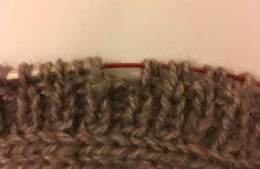 La méthode Contiguous en français - Le blog de Systemeb Creations, Blog, Knitting, Accessories, Top Down, Point Mousse, Points, Free Knitting, Tricot
