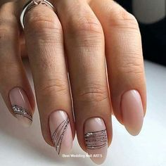 Semi-permanent varnish, false nails, patches: which manicure to choose? - My Nails Hair And Nails, My Nails, Nailed It, Wedding Nails Design, Super Nails, Nagel Gel, Gel Nail Art, Nail Nail, Nail Polishes