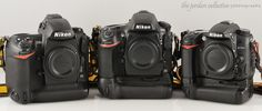 Nikon D800 vs. D3s and D7000 comparison by Cary Jordan