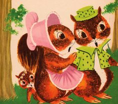 my vintage book collection (in blog form).: In the shop - The Helpful Friends by George Bonsall and Crosby Newell