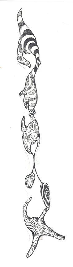 faculty meeting doodle  by Myra Dalton