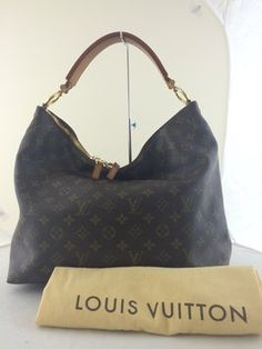 Louis Vuitton Sully Mm Shoulder Bag. Get one of the hottest styles of the season! The Louis Vuitton Sully Mm Shoulder Bag is a top 10 member favorite on Tradesy. Save on yours before they're sold out!