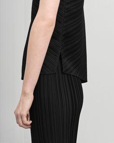 Drapey Plissé Pants - Trousers - Shop Woman - Filippa K