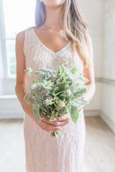 Wildflower Bridesmaid Bouquet | photography by http://kir2ben.com