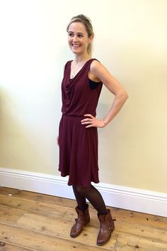 Pattern Club Review – Colette Myrtle Dress | Guthrie & Ghani