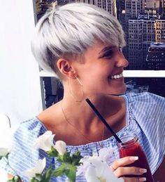 Madeleine Schön Short Hairstyles - 14
