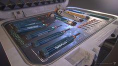 ArtStation - Medical Kit, David Woodman