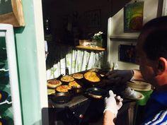 Tortilleando en Madreat