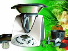 Thermomix. This appliance is amazing
