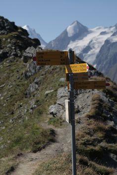 Haute Route, Suisse