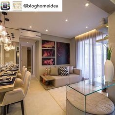 Repost from @bloghomeidea using @RepostRegramApp - Living clean e belo by Claudia Albertini. Amei❣️ Me encontre também no @pontodecor {HI} Snap: 👻 hi.homeidea  www.bloghomeidea.com.br #bloghomeidea #olioliteam #arquitetura #ambiente #archdecor #archdesign #hi #cozinha #homestyle #home #homedecor #pontodecor #homedesign #photooftheday #love #interiordesign #interiores  #picoftheday #decoration #world  #lovedecor #architecture #archlovers #inspiration #project #regram #outubrorosa🎀…