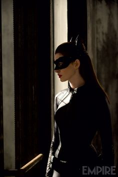 Anne Hathaway. Catwoman (The Dark Knight Rises, 2012)