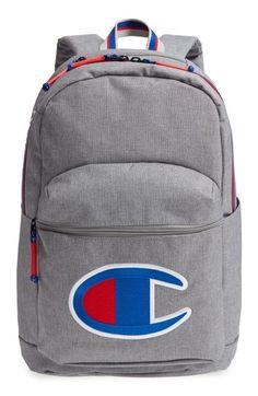 Brand New Champion Advocate Bag Backpack Outer Zipper Pocket 4 Color
