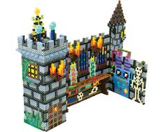The ultimate listing of perler bead projects. Personally I like the 3D Buildings o: