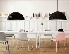 Une sélection de lustres design !   Magasins Déco   http://magasinsdeco.fr/une-selection-de-lustres-design/