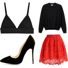460 by cassietava on Polyvore featuring мода and Chicwish
