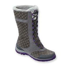 Patagonia Women's Wintertide High Waterproof -- www.patagonia.com -- size 11;  Color:  Nickel; $185