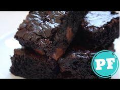Brownie Rápido e Fácil | PratoFundo - YouTube