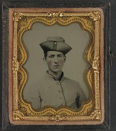 [Private Albert B. Martin of Co. 3, Washington Louisiana Light Artillery Battery]