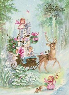 Vintage Christmas card | Xmas-Pastel | Pinterest www.pinterest.com500 × 689Search by image Vintage Christmas card