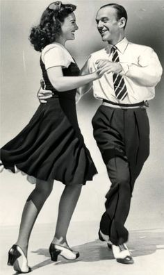 Second Chorus 1940 ; Paulette Goddard and Fred Astaire Lindy Hop, Fred Astaire, Golden Age Of Hollywood, Classic Hollywood, Old Hollywood, Swing Dancing, Ballroom Dancing, Shall We Dance, Lets Dance