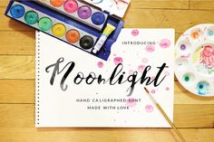 Moonlight Script by @Graphicsauthor