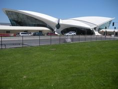 Trans World Airline Terminal. New York