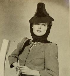 Ann Sheridan Style