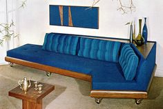 Photo from the 1962 Craft Associates catalog of an Adrian Pearsall design