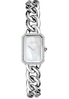 Chanel - Premiere Collection 16mm Stainless Steel Watch H3253