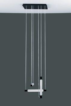 Architecture and Design, MoMA Gerrit Rietveld, Hanging Lamp, Interior Lighting, Home Lighting, Lighting Design, Pendant Lighting, Pendant Lamps, Pendants, Hanging Lamp Design, Hanging Lamps, Bauhaus