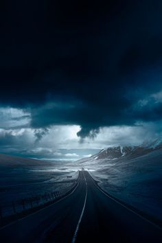 Though the road my be stormy and darkness lie ahead, the journey in itself is still the beauty in which you will mold yourself.