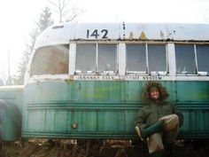 Chris McCandless, The Supertramp