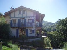 Etxalar, Spain - This was my home away from home for a week - BEAUTIFUL rental