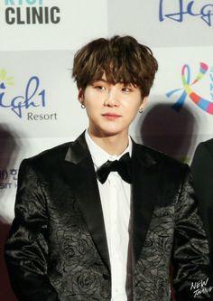SUGA 26th Seoul Music Award 170119