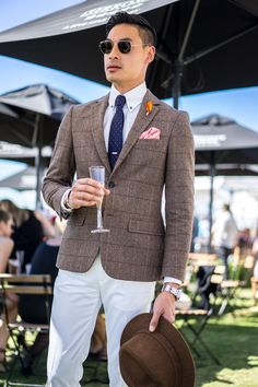 mens racing attire