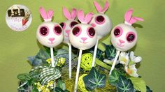 Another Easter Inspiration Beanie Boo Rabbit Cake Pops..  Happy Easter Everyone and Thanks Jesus for saving us!! Keep safe and God Bless Us All.. Please dont forget to visit our website for more videos and recipes:  www.dissyyummies.com  And check the tutorial on youtube aswell just follow the link below:   http://youtu.be/SRXGCBQhNaQ  follow us in Instagram and like us on facebook: https://m.facebook.com/dissyyummies #cakepops #instapic #sweetart #thejoyinbaking #keepcalmandenjoybaking…
