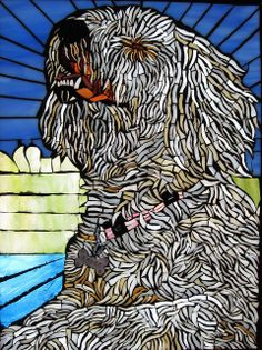 Glass art Installation Olafur Eliasson - - Glass art Videos Sculpture Texture - Sea Glass art Clothes Line Mosaic Art Projects, Mosaic Crafts, Mosaic Ideas, Stained Glass Art, Mosaic Glass, Mosaic Animals, Mosaic Artwork, Fox Art, Mosaic Designs