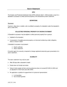 Affidavit Of Facts Template Mesmerizing Sample Of Articles Of Incorporation  Just For You  Pinterest .