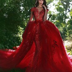 Prom Dress For Teens, 2019 Mermaid Scoop Tulle Cap Sleeve Prom Dresses With Applique And Beads Court Train, cheap prom dresses, beautiful dresses for prom. Best prom gowns online to make you the spotlight for special occasions. Mermaid Prom Dresses, Bridal Dresses, Girls Dresses, Formal Dresses, Court Dresses, Bridesmaid Dresses, Red Lace Wedding Dress, Yellow Wedding, Dress Lace