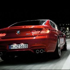 World Exclusive Launch of 2013 BMW M6 - 4.4L Twin Turbo 8 Cylinder, 7 speed Transssion, 560hp, Ceramic brakes option, 0-60 in 4.2 secs (.2 sec faster than Latest Gen M5).   Sincere thoughts go out to Mercedes and Audi. First it was the 2013 M5 now the latest gen M6 and next the tri-turbo 2013 M3. Not to forget the 2014 M6 Gran Coupe sedan comingvssonb! BMW In #Ownage mode :)