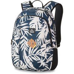 3913de02e1767 Dakine Factor 22L Rucksack mit Laptopfach Midnight Wailua Palm