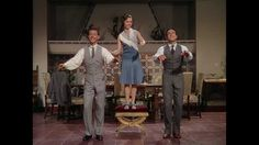 "From 1952 - here's Debby, Gene and Donald singing & dancing to  ""Good Morning"" ~ from  Singin' in the Rain"